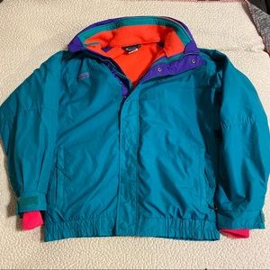 Vintage Columbia Bugaboo 3 in 1 Ski Jacket